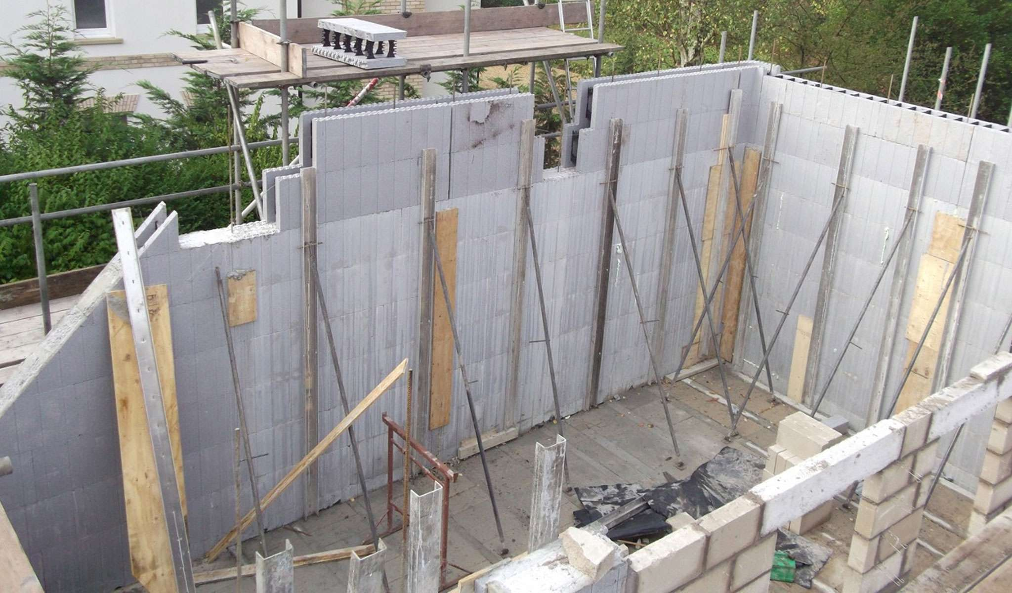 What do you think of ICF blocks?