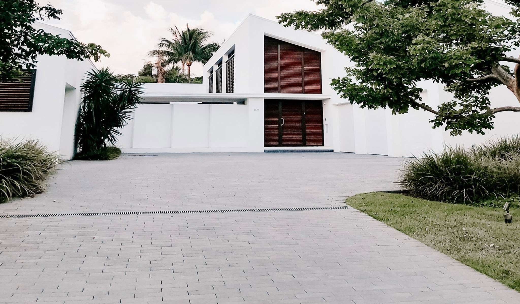 Ways to Upscale Your Driveway - part one