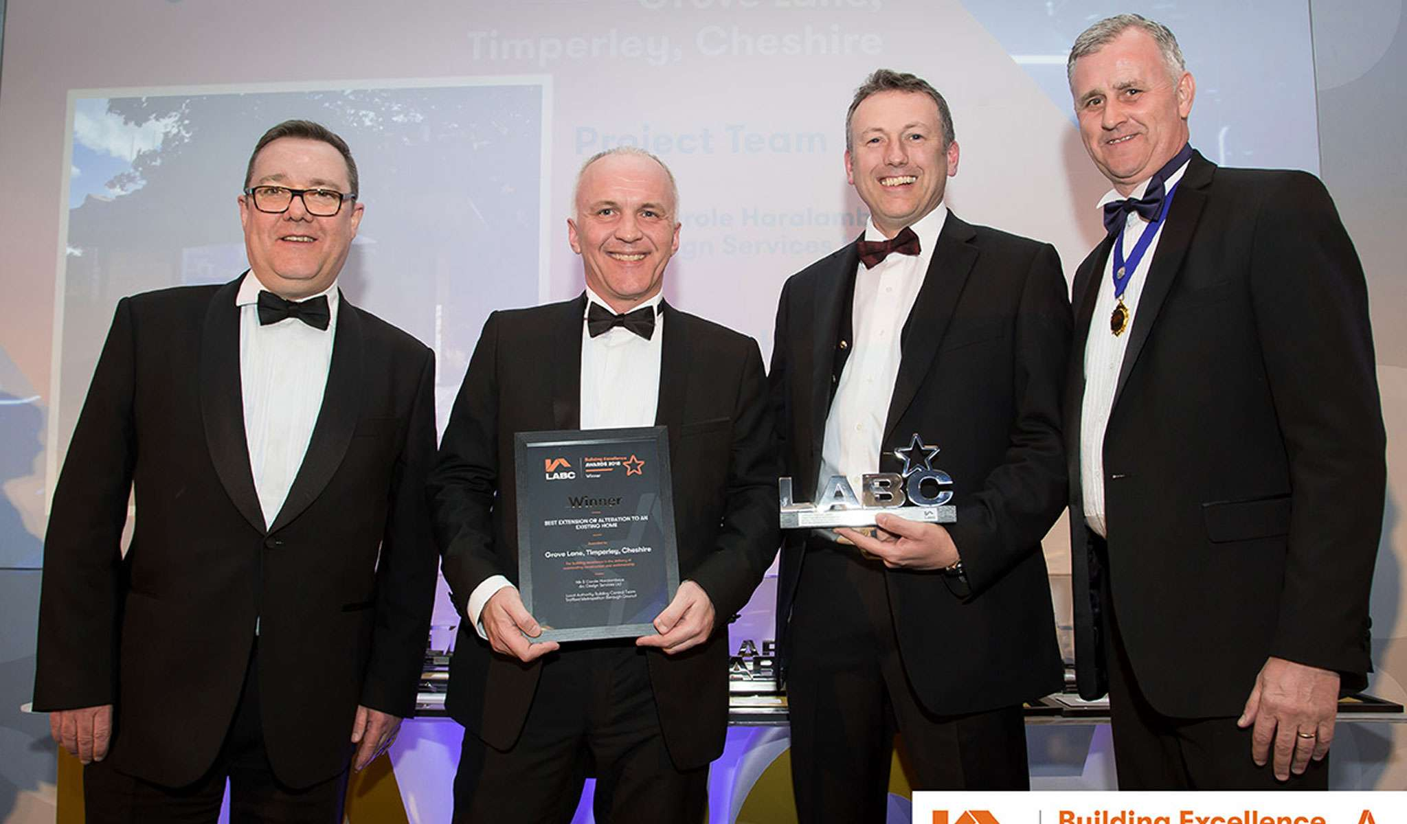 Design Services win yet another award third year running