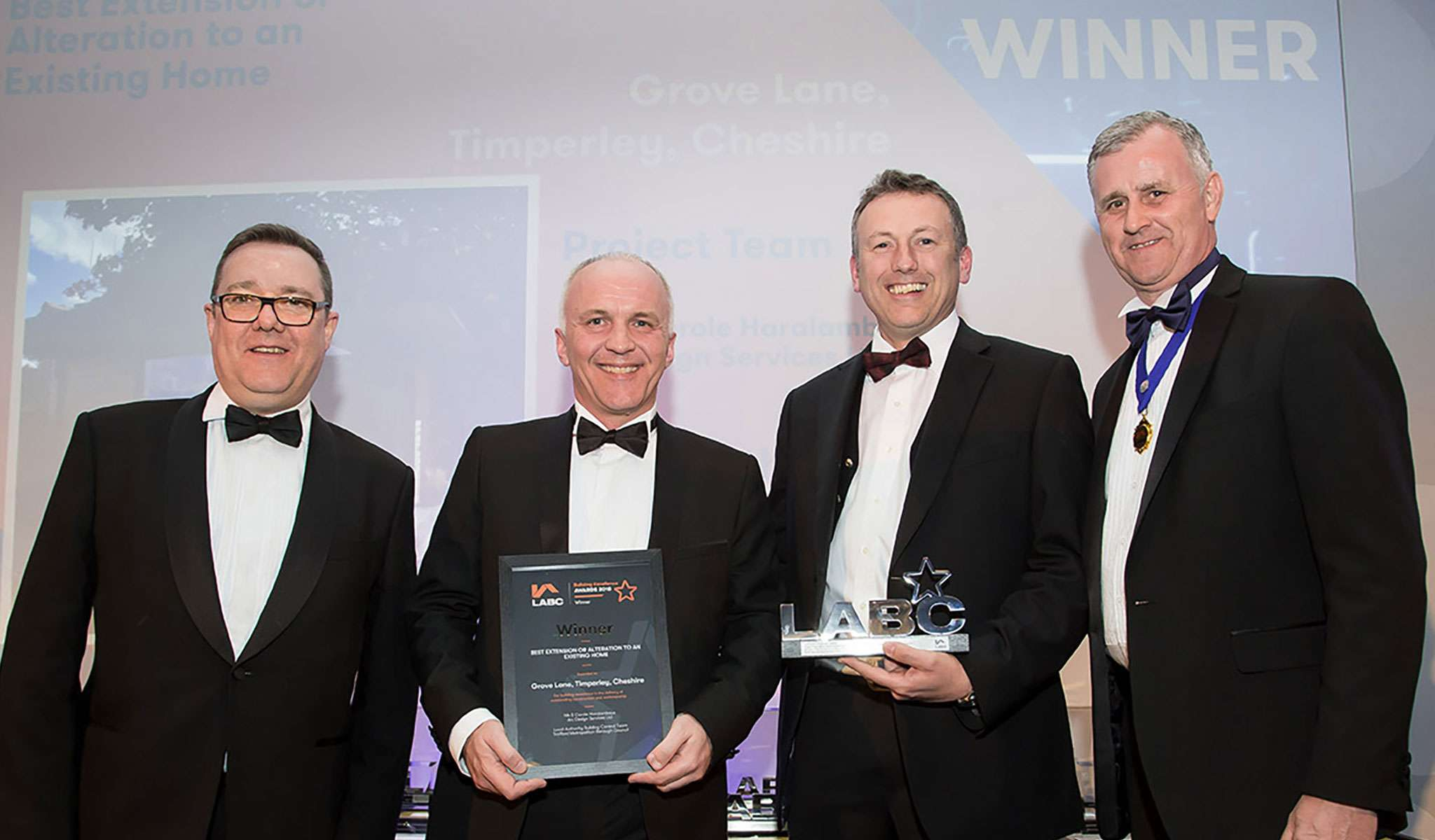 ARC Design Services Short-listed for Prestigious National Award